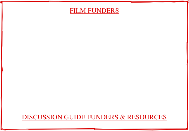 FILM FUNDERS A Grateful Acknowledgement  * Ford Foundation * * John D. and Catherine T. MacArthur Foundation *  * The Charles Stewart Mott Foundation *  Oliver and Donna Richard Family Charitable Foundation Trust  The National Endowment For the Arts ٠ The Funding Exchange     The New York State Council on the Arts ٠ The National Endowment for The Humanities   The Louisiana Division of the Arts ٠ Arts Council of New Orleans ٠ Hyslop Shannon Foundation   The Greater New Orleans Foundation ٠ The Women's Division of The United Methodist Church  Sweet Katrina Fund/The Contemporary Arts Center, New Orleans ٠ P-Flag, New Orleans  Lucius and Eva Eastman Foundation ٠ Ginger Berrigan ٠ Elizabeth Rappaport ٠ Lars Reilly Margit Gustafson ٠ Mona Gustafson Wilder ٠ The Rosenzweig Family and many other individual donors.  DISCUSSION GUIDE FUNDERS & RESOURCES  P-Flag, New Orleans ٠ University of New Orleans ٠ Newcomb College Institue, Tulane University